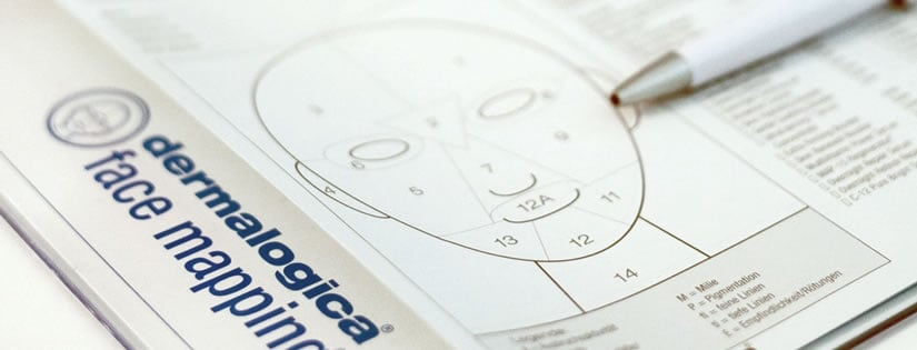 dermalogica-facemapping-1 Patentierte Hautanalyse