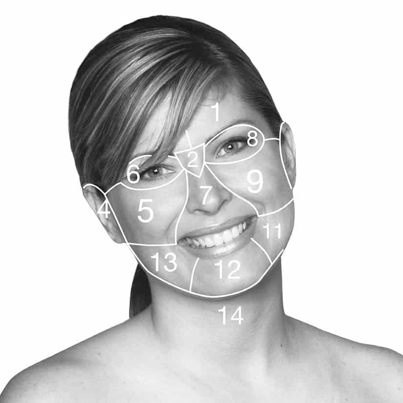 kosmetik-facemapping-4 Patentierte Hautanalyse