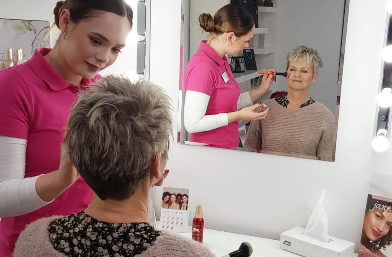 kosmetikproduktberatung Hochwirksame Heimpflege